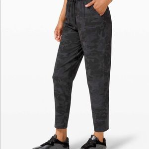 Keep Moving 7/8 High Rise Pants Lululemon